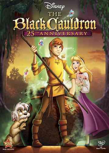 BLACK CAULDRON:25TH ANNIVERSARY SE BY BARDSLEY,GRANT (DVD)