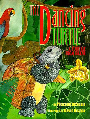 The Dancing Turtle By Despain, Pleasant/ Boston, David (ILT)